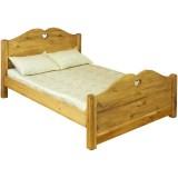 Кровать Волшебная сосна 215х150х95/66 LIT COEUR 140
